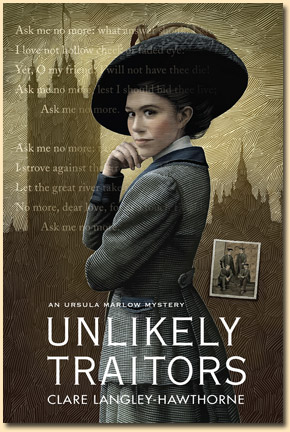 Unlikely Traitors by Clare Langley-Hawthorne